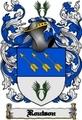Thumbnail Routson Family Crest  Routson Coat of Arms Digital Download