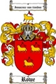 Thumbnail Rowe Family Crest / Rowe Coat of Arms