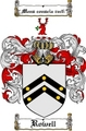 Thumbnail Rowell Family Crest  Rowell Coat of Arms Digital Download