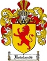 Thumbnail Rowlands Family Crest  Rowlands Coat of Arms
