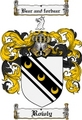 Thumbnail Rowly Family Crest  Rowly Coat of Arms