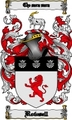 Thumbnail Rowsell Family Crest  Rowsell Coat of Arms Digital Download
