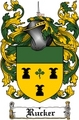 Thumbnail Rucker Family Crest  Rucker Coat of Arms