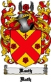 Thumbnail Rueth Family Crest  Rueth Coat of Arms Digital Download