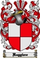 Thumbnail Ruggiero Family Crest  Ruggiero Coat of Arms Digital Download