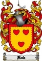 Thumbnail Rule Family Crest  Rule Coat of Arms Digital Download