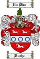 Thumbnail Rushe Family Crest  Rushe Coat of Arms