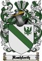 Thumbnail Rushforth Family Crest  Rushforth Coat of Arms Digital Download