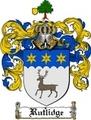 Thumbnail Rutlidge Family Crest  Rutlidge Coat of Arms