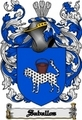 Thumbnail Saballos Family Crest  Saballos Coat of Arms Digital Download