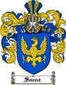 Thumbnail Saenz Family Crest  Saenz Coat of Arms Digital Download