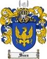 Thumbnail Saez Family Crest  Saez Coat of Arms