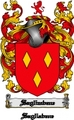 Thumbnail Saglimbene Family Crest  Saglimbene Coat of Arms Digital Download