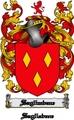 Thumbnail Saglimbene Family Crest  Saglimbene Coat of Arms Digital Download