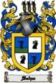 Thumbnail Sahm Family Crest  Sahm Coat of Arms Digital Download