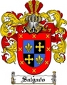Thumbnail Salgado Family Crest  Salgado Coat of Arms