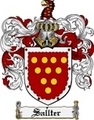 Thumbnail Sallter Family Crest  Sallter Coat of Arms
