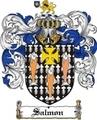Thumbnail Salmon Family Crest  Salmon Coat of Arms