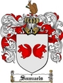 Thumbnail Samuels Family Crest  Samuels Coat of Arms Digital Download