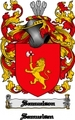 Thumbnail Samuelson Family Crest  Samuelson Coat of Arms Digital Download