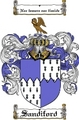 Thumbnail Sandiford Family Crest  Sandiford Coat of Arms