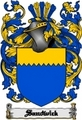 Thumbnail Sandwick Family Crest  Sandwick Coat of Arms Digital Download