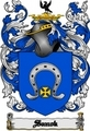 Thumbnail Sanok Family Crest  Sanok Coat of Arms Digital Download