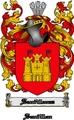 Thumbnail Santillanes Family Crest  Santillanes Coat of Arms Digital Download