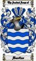 Thumbnail Santizo Family Crest  Santizo Coat of Arms Digital Download