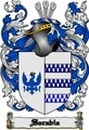 Thumbnail Sarabia Family Crest  Sarabia Coat of Arms Digital Download