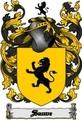 Thumbnail Sauve Family Crest  Sauve Coat of Arms Digital Download