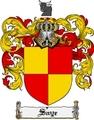 Thumbnail Saye Family Crest  Saye Coat of Arms