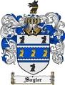 Thumbnail Sayler Family Crest  Sayler Coat of Arms
