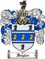 Thumbnail Saylor Family Crest  Saylor Coat of Arms