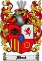 Thumbnail Sbert Family Crest  Sbert Coat of Arms Digital Download