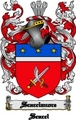 Thumbnail Scaccianoce Family Crest  Scaccianoce Coat of Arms Digital Download