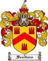 Thumbnail Scarboro Family Crest  Scarboro Coat of Arms