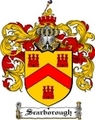 Thumbnail Scarborough Family Crest  Scarborough Coat of Arms
