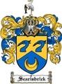 Thumbnail Scarisbrick Family Crest  Scarisbrick Coat of Arms