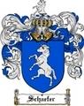 Thumbnail Schaefer Family Crest  Schaefer Coat of Arms