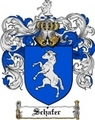 Thumbnail Schafer Family Crest  Schafer Coat of Arms