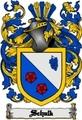 Thumbnail Schalk Family Crest  Schalk Coat of Arms Digital Download