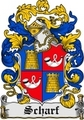 Thumbnail Scharf Family Crest  Scharf Coat of Arms Digital Download