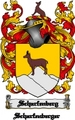 Thumbnail Scharfenberg Family Crest  Scharfenberg Coat of Arms Digital Download
