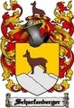 Thumbnail Scharfenberger Family Crest  Scharfenberger Coat of Arms Digital Download