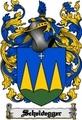 Thumbnail Scheidegger Family Crest  Scheidegger Coat of Arms Digital Download