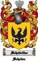 Thumbnail Scheiwiller Family Crest  Scheiwiller Coat of Arms Digital Download