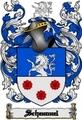 Thumbnail Schemmel Family Crest  Schemmel Coat of Arms Digital Download