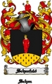 Thumbnail Schenfeld Family Crest  Schenfeld Coat of Arms Digital Download