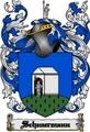 Thumbnail Scheuermann Family Crest  Scheuermann Coat of Arms Digital Download